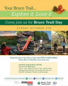 Bruce Trail Day